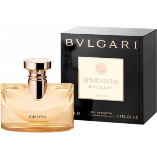 Bvlgari Splendida Iris D'or for Women (Kvepalai Moterims) EDP - 100ml