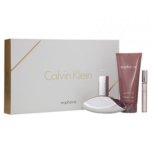Calvin Klein Euphoria for Women (Rinlinys Moterims) EDP 100ml + 200ml Body Lotion