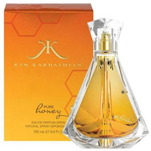 Kim Kardashian Pure Honey Eau de Parfum Moterims 100 ml