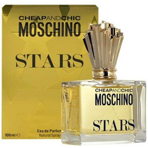 Moschino Cheap And Chic Stars Eau de Parfum Moterims 100 ml