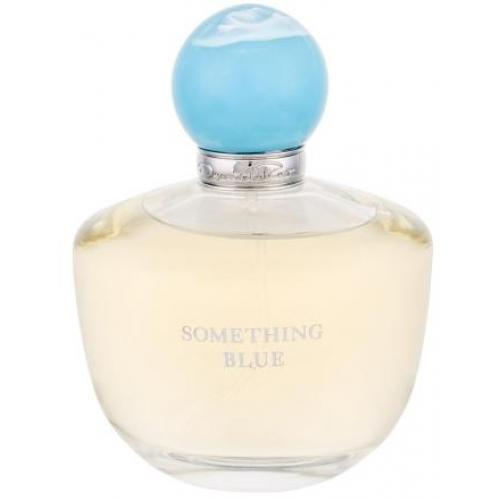 Oscar de la Renta Something Blue Eau de Parfum Moterims 100 ml